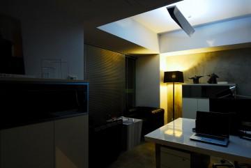 香开新城办公室现代简约风格装修效果图