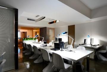 罗马加洲现代风格办公室装修效果图