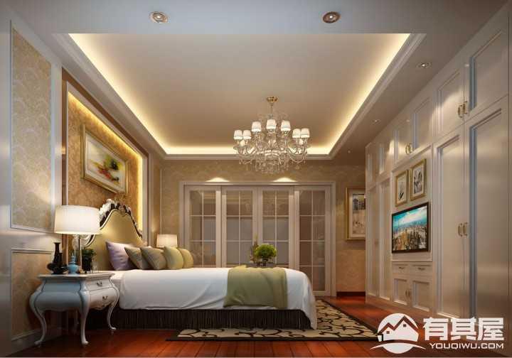 古典欧式风格家庭装修设计案例