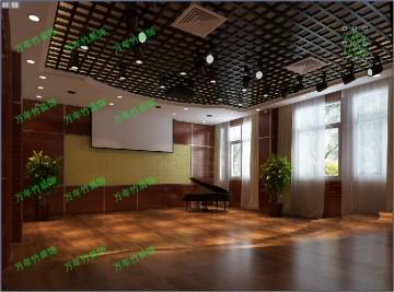声乐排练室