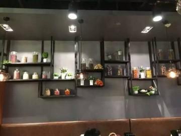 休闲餐厅装修实景图欣赏