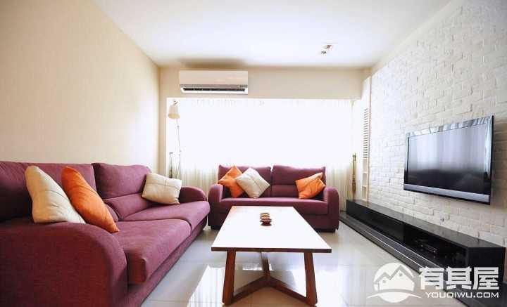 绿都皇城东南亚风格家装效果图案例