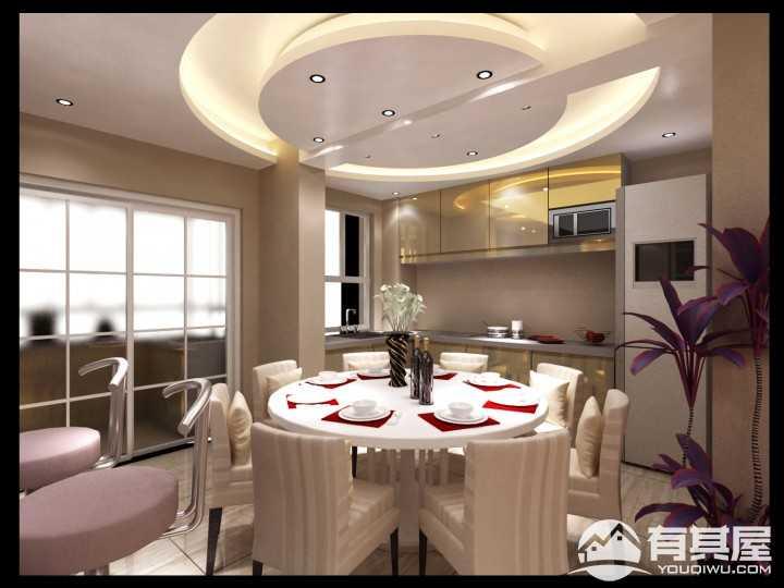 东方之珠现代简约风格房屋装修图片