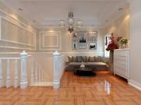 装修小白搞定160平复式暖宅