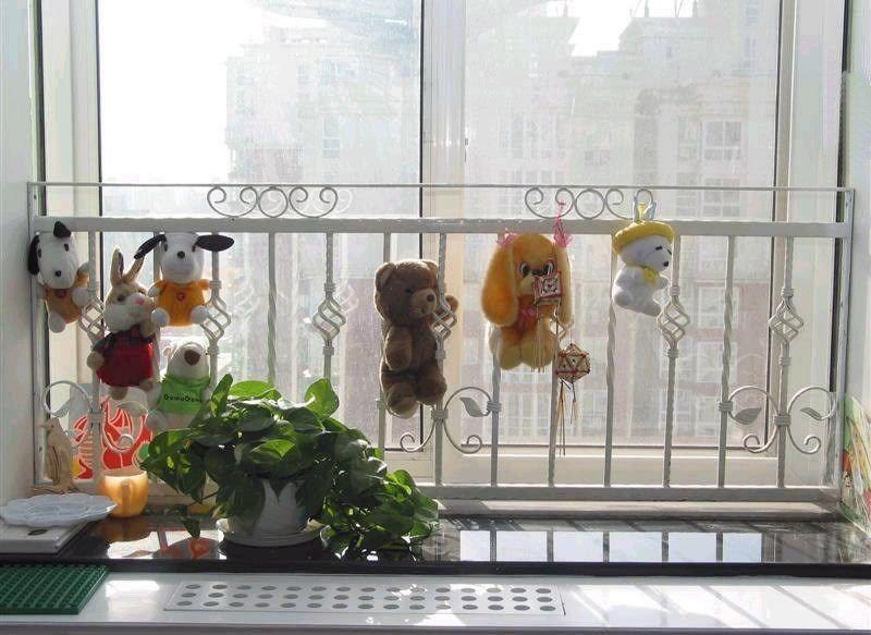 铁艺窗户栏杆