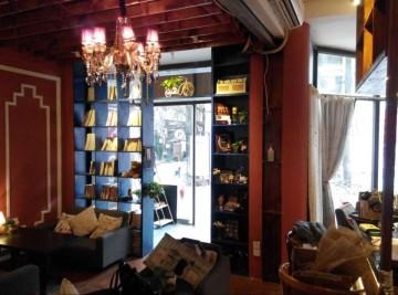 勺园3号MIU咖啡屋装修实景图