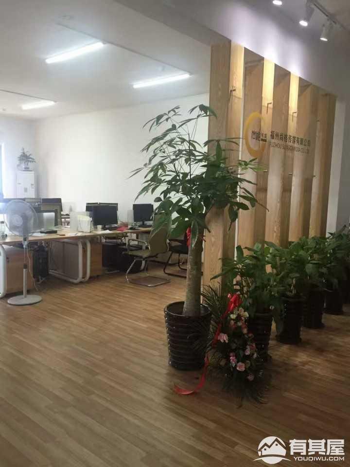 世欧王庄办公室装修实景图案例