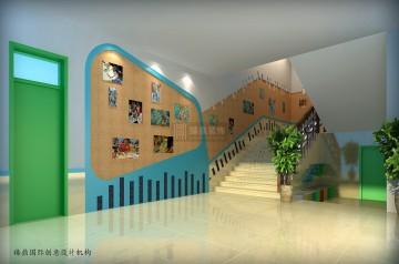 水心小学二校区装修效果图设计