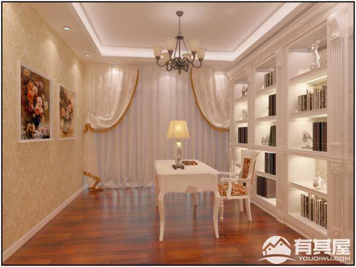 高雅品味欧式风格别墅装修设计