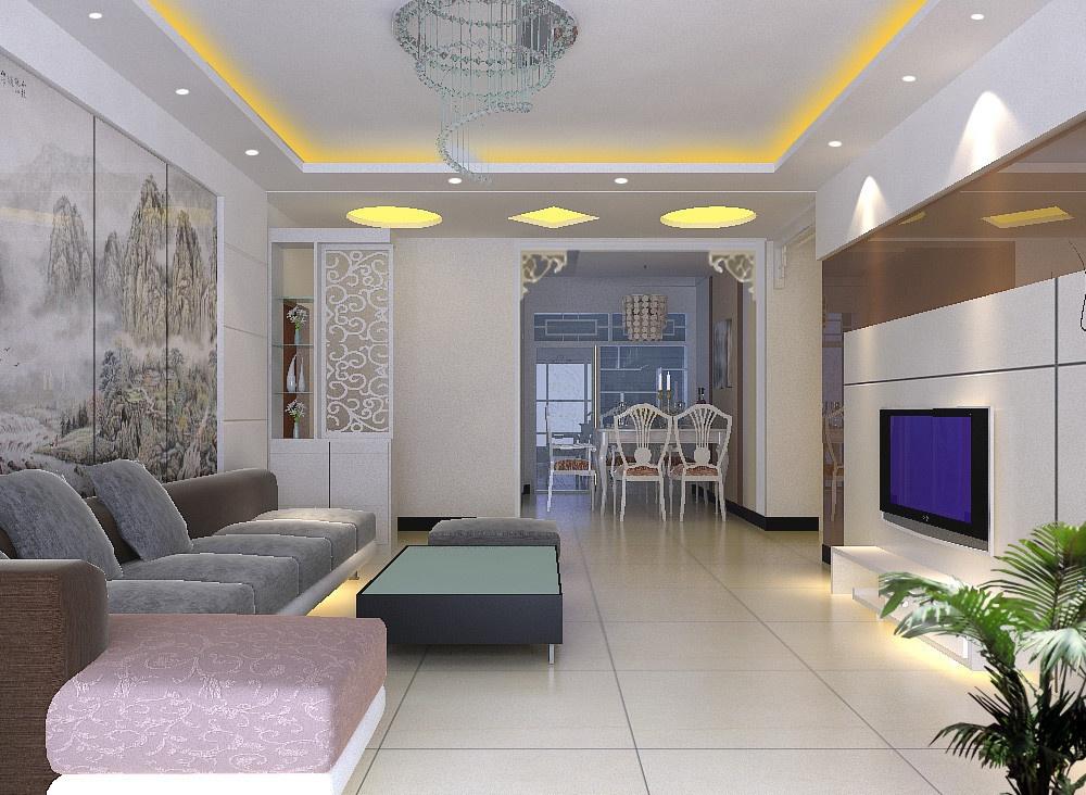 室内家装效果图赏析 各类家装风格盘点