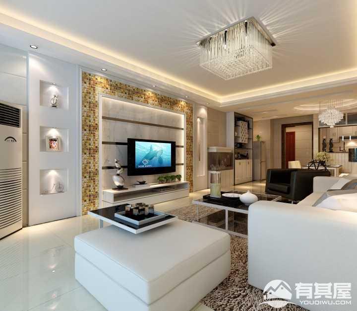 时尚前卫现代简约风格家居装修设计