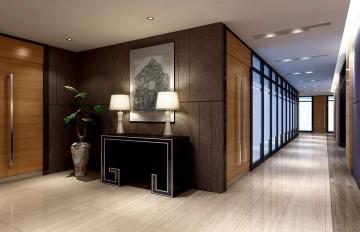 世贸大厦办公楼设计效果图