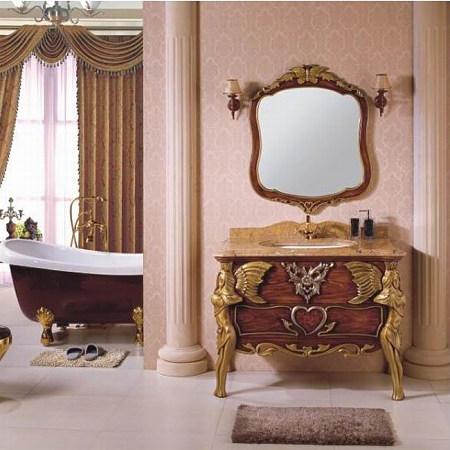 仿古浴室柜