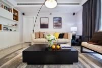 三居室裝修設計方案獨家放送 精致家裝你值得擁有