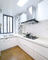 新款廚房裝修設計怎么做?做飯天堂當如此