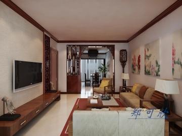 典雅舒适中式风格二 ...