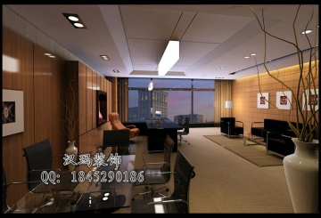 办公室装修设计案例赏析