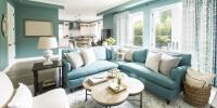 别墅装修效果图赏析 杂糅多种家装风格