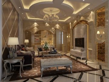 奢华的欧式风格别墅 ...