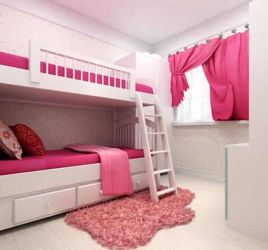 儿童房间地板