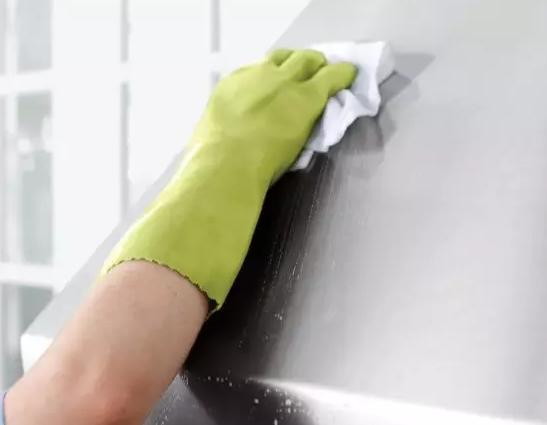 厨房家具这样清洁,让你的厨房重新焕发生机