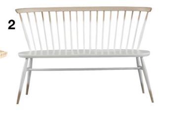 十个好看长凳家具设计,选择一个你的专属座位