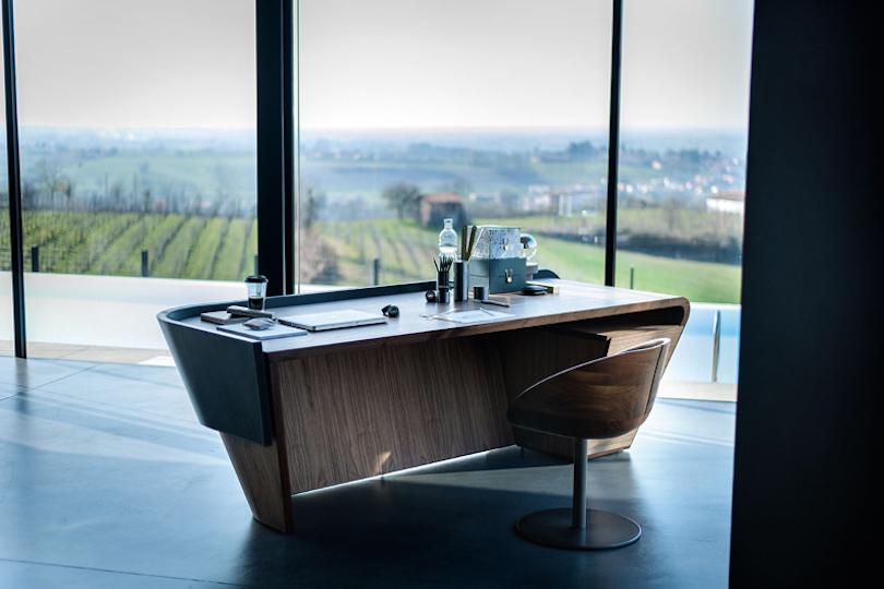 五个高端的室内家具设计,简约时尚值得入手