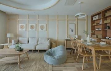 现代日式风格家装案 ...