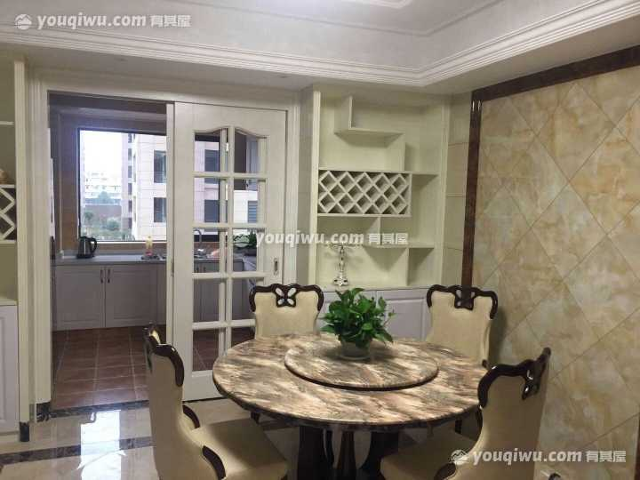 温馨的简欧风格三室二厅装修案例实拍