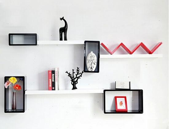 软装设计 背景墙设计 装饰收纳双功能