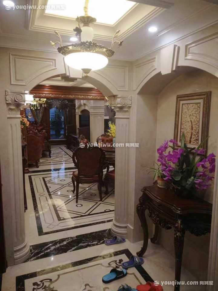 欧式风格别墅装修效果图实拍