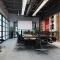 生命科技产业园现代风格室内装修效果图