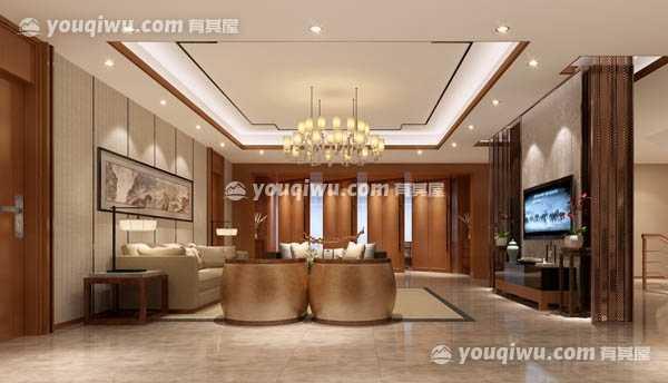 山东滨州酒店装修设计案例