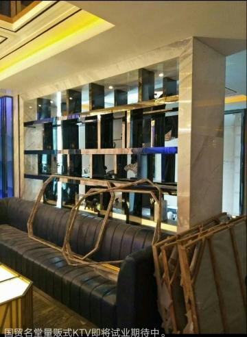 海南三亚大气酒店包厢设计案例