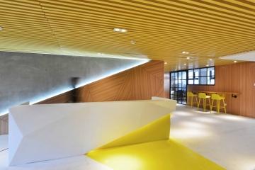 办公室设计工装案例 Co-Working Space