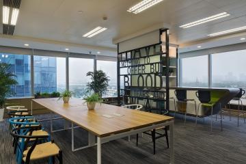 上海同进置业办公室设计
