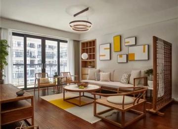 小户型各类客厅装修风格