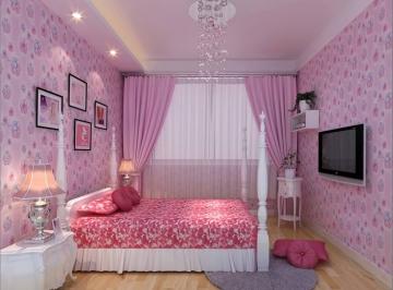 小居室多风格卧室装修效果图