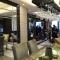 中海银海熙岸三室两厅后现代装修效果图1