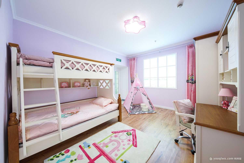 亚林西小区二居室北欧风格装修效果图