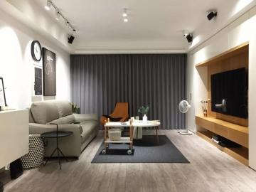 客廳現代風格裝修效果圖