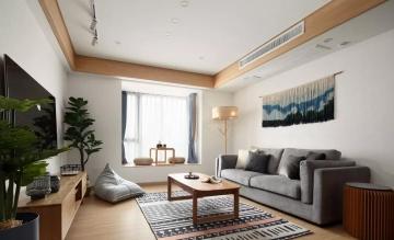 115平方米日式三居室 ...