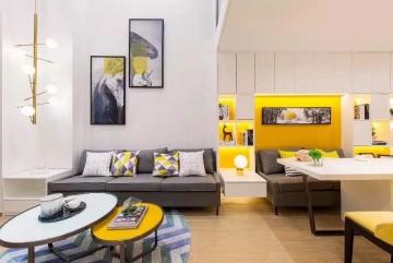 63平方米小居室现代 ...