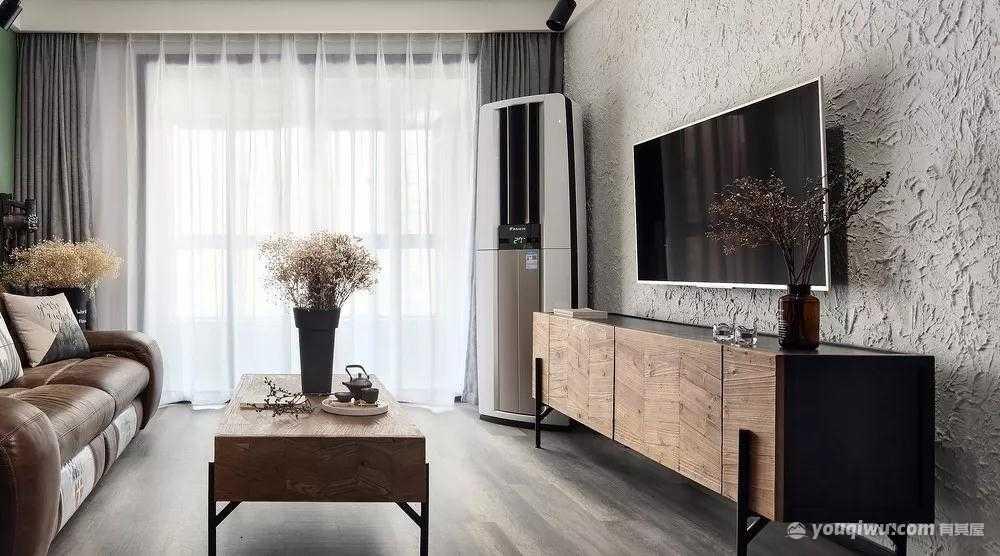 112平方米欧式风格装修效果图—博格装饰