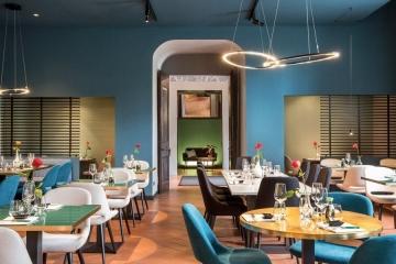 上海BRUNATI餐厅设计效果图|名设网公装设计