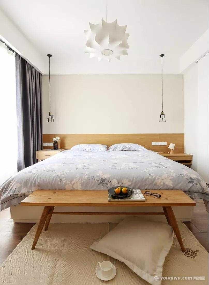 86平方米日式风格装修效果图—欧亿装饰