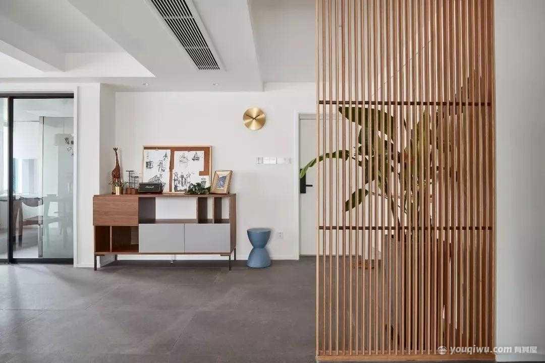 118平方米日式风格装修效果图—巨匠装饰