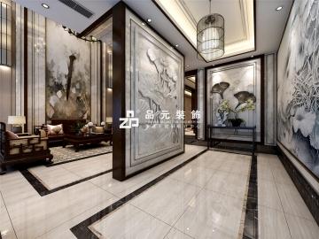 罗浮宫450平米新中式 ...