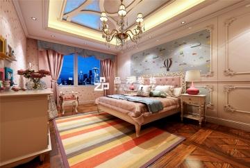 益兴名流府500平米欧式风格别墅装修效果图