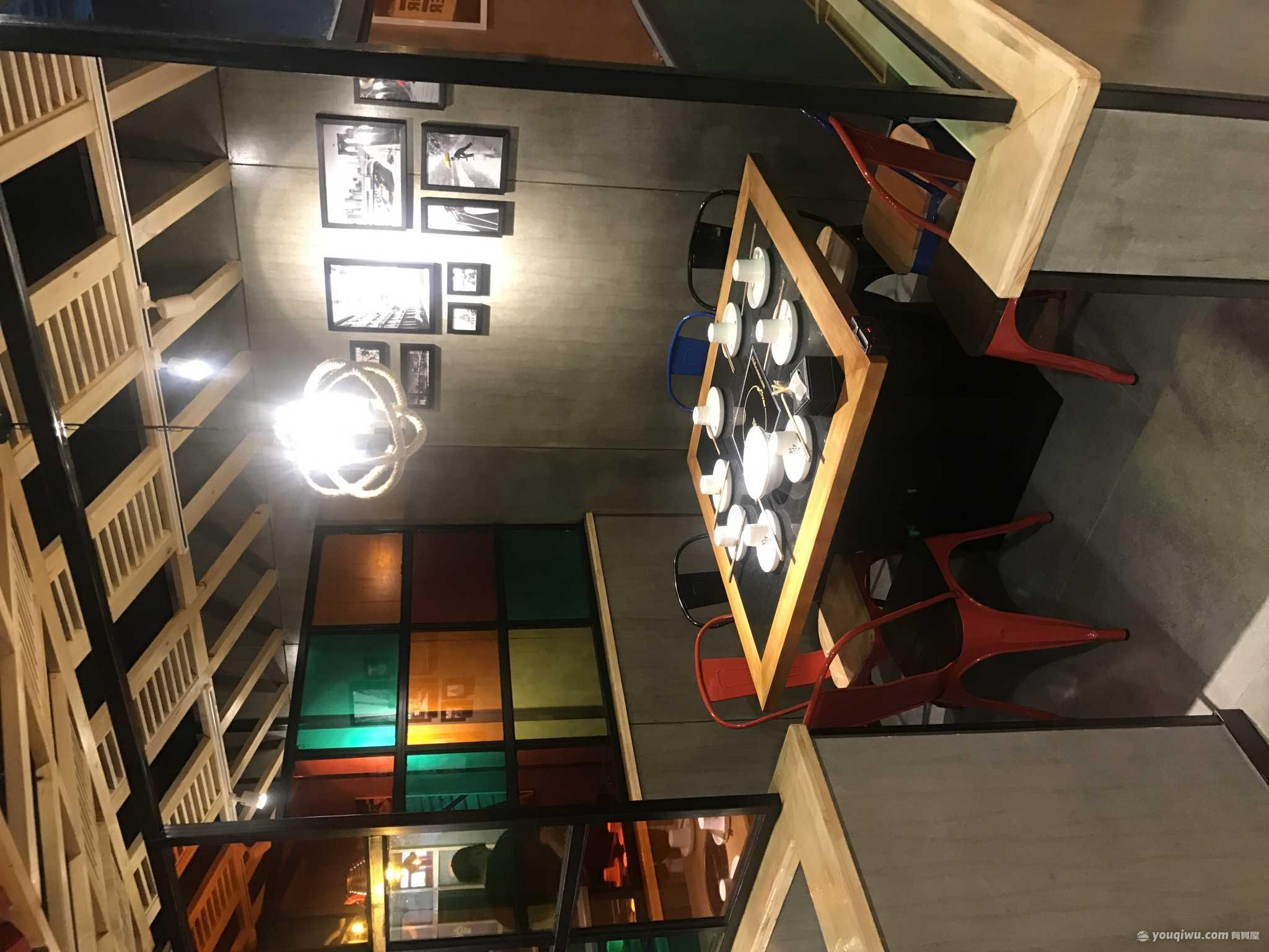200㎡现代餐厅